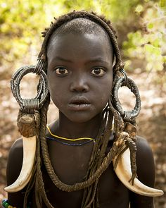 Pin on Places to Visit Precious Children, Beautiful Children, Beautiful People, Style Africain, Art Africain, African Tribes, African Women, We Are The World, People Around The World
