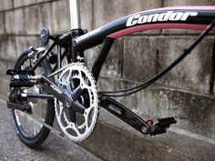 Brompton Rapha Condor Sharp edition 유니짱 from Naver Brompton club Korea all right reserved