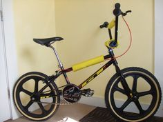 GT mach one 1985 Mach One, Gt Bikes, Gt Bmx, Back In The Day, Old School, First Love, Cycling, Redline, Retro