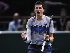 Milos Raonic edges Tomas Berdych in 3 sets to reach his second Masters 1000 final
