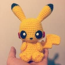Crochet your own Pikachu amigurumi with this free pattern designed by Sir Purl Grey.