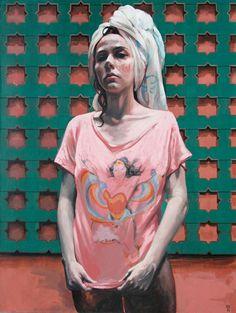 Wonderwoman by ROSSINA BOSSIO