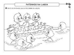 16 Atividades Dentro E Fora Para Imprimir Educacao Infantil