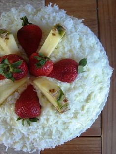 Pina Colada Cake... the choose for this weekend!
