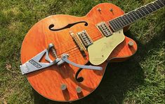 Gretsch 6120 , Ex The Who 1959 Orange | Reverb