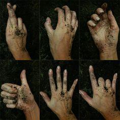 Barbara Visca #gesti tipici my #hand #photo 2 #barbaravisca