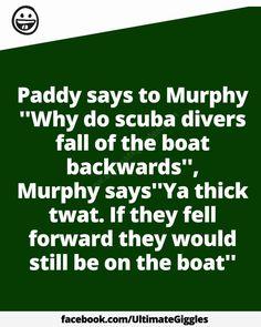 Best paddy and murphy jokes