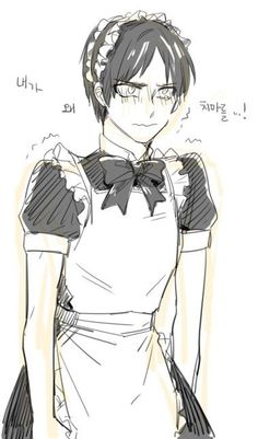 ((MAID EREN WHAT.))