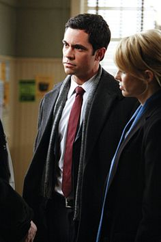 """COLD CASE. I like the endings when you get to see the """"ghost"""" of the person who passed away."""