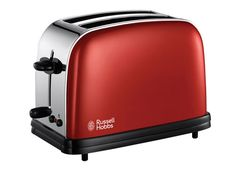 Russell Hobbs - 18951-56 - Colours - Grille pain - Rouge Flamboyant