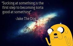 My Favorite Adventure Time Quote