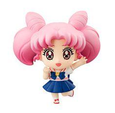 Bishoujo Senshi Sailor Moon - Chibiusa - Petit Chara Bishoujo Senshi Sailor Moon Motto ☆ Otome no Gakuen Seikatsu yo! Hen - Petit Chara! Series - School Uniform Ver., Version A (MegaHouse)
