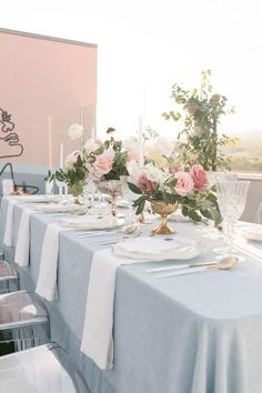 Artsy Rooftop Garden Wedding at the La Peer Hotel - Inspired By This Ghost Chairs, Rooftop Wedding, Garden Wedding Inspiration, Modern Romance, Rooftop Garden, Classic Elegance, Timeless Beauty, Modern Design, Artsy