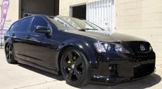 VE Holden Commodore Wagon Lowered with XYZ Coilovers Aussie Muscle Cars, Modern Muscle Cars, Custom Muscle Cars, Chevy Ss, Chevrolet Ss, Holden Caprice, Holden Wagon, Singer Cars, Holden Australia