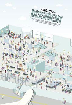Managing Dissidence in Gardermoen Airport Bolleria Industrial / BI. Studio (Ana Olmedo, Enrique Ventosa, Paula Currás) 2016. Oslo Architecture Triennale