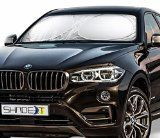 #10: No.1 Windshield Sun Shade Cool FREE Products Included With Sun Shade - A Powerful UV Ray Deflector High Quality Car Sunshade To Keep Your Vehicle Cool And Damage Free Our Car Sun Shades Are Easy To Use See The Reviews