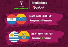#FIFA #WorldCupqualification #CONMEBOL