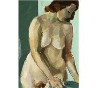 Naked by Åke Mattas