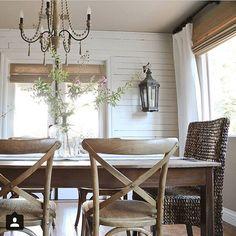 """Love @katienisbett's beautiful dining room! #followfriday"" Photo taken by @dearlillie on Instagram, pinned via the InstaPin iOS App! http://www.instapinapp.com (08/14/2015)"