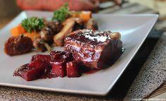 magret cuisson basse température French Toast, Pudding, Beef, Vide, Cooking, Breakfast, Desserts, Apples, Poultry