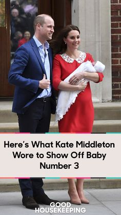 b3baa72143507 Kate Middleton and Prince William just made their official debut with the  royal baby, and