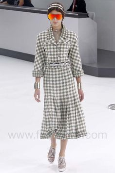 Chanel, Spring 2016, Paris, firstVIEW.com