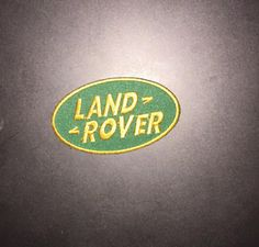 Land-Rover-Logo-Embroidered-Patch-Badge-Sew-Iron-on-Green-or-Black-Landrover