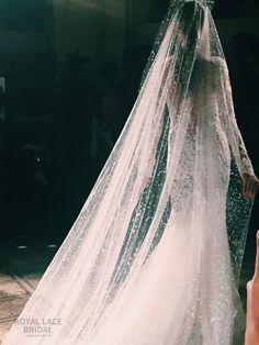 Berta Bridal Wedding Dresses Fall 2016 Runway Collection real bride, wedding inspiration, wedding ideas, long veil