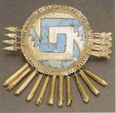 Joyeria Prehispanica de plata y oro - Arte Azteca y Maya