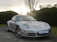 """A unique opportunity to purchase the rare and desirable Carrera 4 S Coupe. This car is absolutely stunning, finished in GT Silver with Full Black Leather. The factory options include 19"""" Turbo Alloy Wheels, Rear Park Assist, Side Skirts, PCM Satellite Navigation with Phone Module and BOSE Hi-Fi. £29,991"""