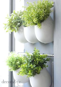 IKEA ASKER, discontinued use rods and s hooks to hang herbs in kitchen on the door window herb garden diy wall kitchens IKEA ASKER Hanging Herb Gardens, Hanging Herbs, Herb Garden In Kitchen, Kitchen Herbs, Herbs Garden, Kitchen Ideas, Ikea Kitchen, Plants In Kitchen, Kitchen Gardening