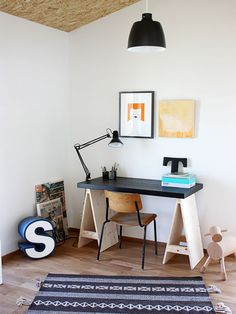 Cool Home Office for Kids!
