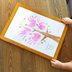 企業さまからいただいた声 の画像|赤ちゃんの「今」を残す手形アート*出産祝い・内祝・誕生日記念に