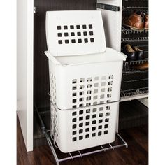 Pullout Baskets & Hampers - Closet Organizers - Organizers