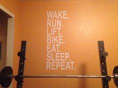 Wake+Run+Lift+Bike+Eat+Sleep+Repeat+Wall+Decor+by+JandiCoGraphix,+$20.00