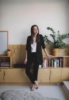 Black Suit | Damski garnitur na co dzień