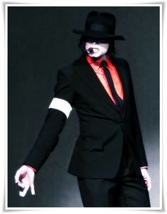 Michael Jackson, Dangerous, Invincible era.