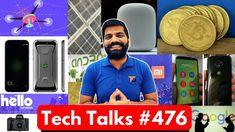 Tech Talks #476 - Bitcoin in India, Black Shark Phone, Google AI, Canon ...