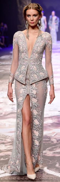 Michael Cinco Spring Summer 2017 Couture Collection