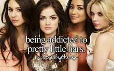 pretty little liars <3 why can't the next episode just come out right now? )':