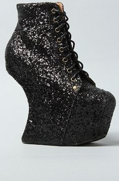 Jeffrey Campbell The Night Lita in Black