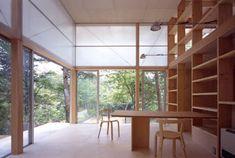 Kazunari Sakamoto | Hut T 2001