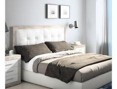 Cabecero de cama dormitorio moderno Pisa