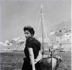 Greek beauty captured in photography :: Ellie Lambeti by Dimitris Papadimou The Rainmaker, Losing A Baby, Drama School, Greek Beauty, Cinema Theatre, Greek Islands, We The People, Happy People, Old Photos