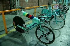 More Bianchi brilliance in another TT Bike.