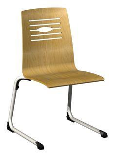 CHAISE YOGA LUGE APPUI SUR TABLE ET EMPILABLE #chaise #chair #fauteuil #siegerestauration #equipementrestaurant #empilable #appuisurtable