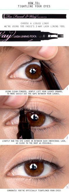 Make- up application tips