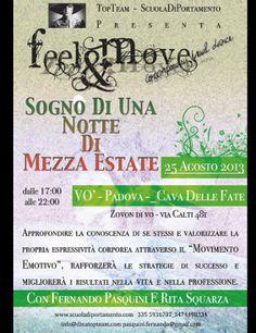 Feel « weekendinpalcoscenico la danza palco e web   IL PORTALE DELLA DANZA ITALIANA   weekendinpalcoscenico.it