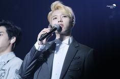 150809 #인피니트 Woohyun - INFINITE EFFECT in Seoul Day-2