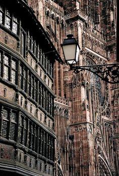 cathédrale de Strasbourg - Maison Kammerzell